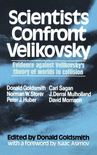 Scientists Confront Velikovsky, Goldsmith Donald