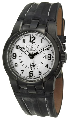Bulova Accutron Eagle Pilot Men's Automatic Watch 65B002