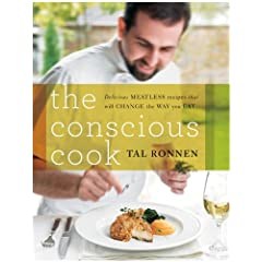 The Conscious Cook: Delicious Meatless Recipes That Will Change the Way You Eat, $17 @ amazon.com