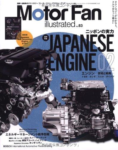 Motor Fan illustrated Vol.83 (モーターファン別冊)