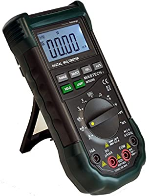Mastech MS8268 AC DC Auto Ranging Multimeter with Full Features