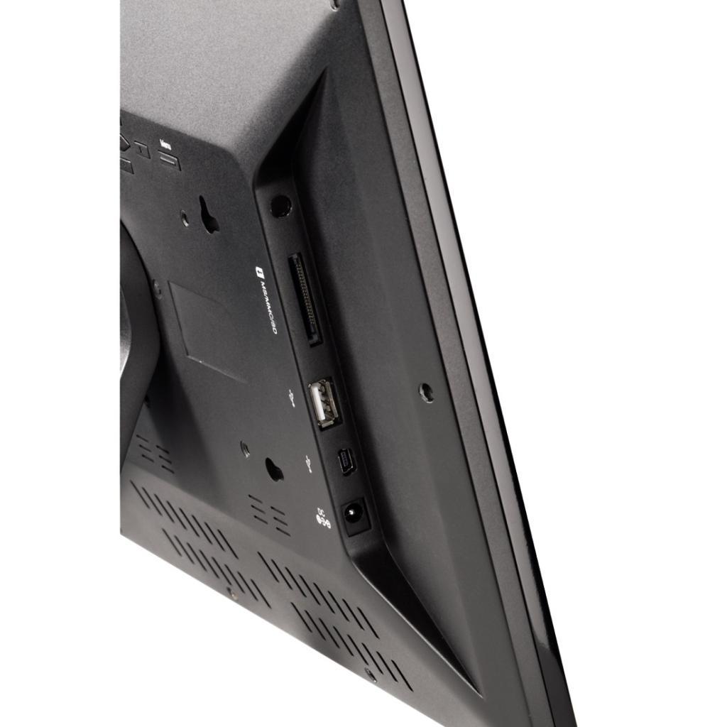 hama digitaler bilderrahmen premium 12 1 zoll inkl kamera. Black Bedroom Furniture Sets. Home Design Ideas