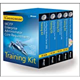 MCITP Self-Paced Training Kit (Exams 70-640, 70-642, 70-643, 70-647): Windows Server 2008 Enterprise Adminstrator Core Requirements Book/CD/DVD ... Core Requirements (PRO-Certification)by Dan Holme