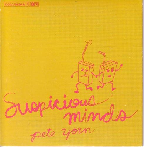 Suspicious Minds Cd Single (W/ Dusk & Dawn Version), Pete Yorn