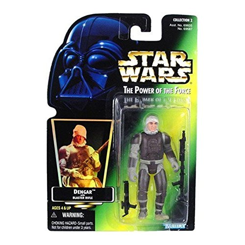 "Star Wars Power of the Force ""Dengar"""