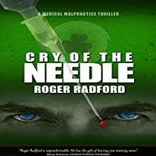 Cry of the Needle Audiobook by Roger Radford Narrated by Nigel Patterson