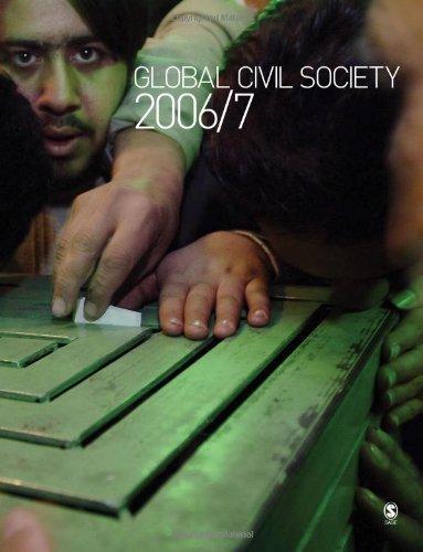 Global Civil Society 2006/7 (Global Civil Society - Year Books)
