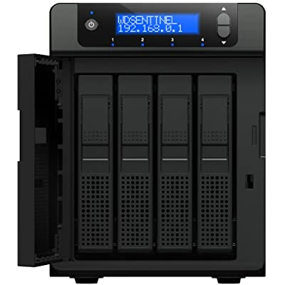 WD 8TB WD Sentinel DX4000 Small Business Network File Storage Server iSCSI NAS