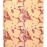 Dress Fabric, A Game of Tennis, by Helen Wills Moody (V&A Custom Print)