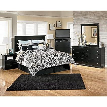 Maribel Headboard Bedroom Set Queen