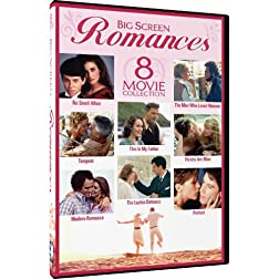 Big Screen Romances - 8-Movie Set