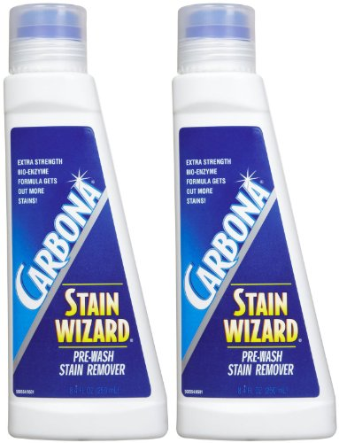 Carbona Stain Wizard Pre-Wash - 8.4 oz - 2 pk