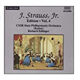 STRAUSS II, J.: Edition &#45; Vol.  4