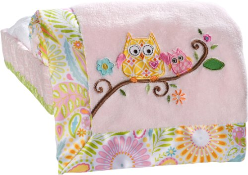 Girls Baby Bedding 2054 front