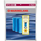 Marineland PA0114-03 Bonded Filter Sleeve for Magnum 350 Canister Filter, 3-Count