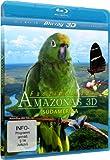 Image de Faszination Amazonas 3d - Südamerika [Blu-ray] [Import allemand]