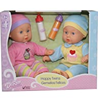 "12"" Baby Twins Dolls 1 Boy & 1 Girl…"