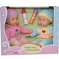"""12"""" Baby Twins Dolls 1 Boy & 1 Girl…"""
