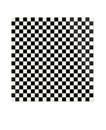 NESTLÉ NESPRESSO Pixie Clip - Graphic - White Chess - 2 PIECES SET (Nespresso Citiz White compare prices)