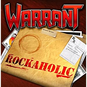 Warrant: Rockaholic
