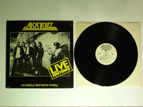 Alcatrazz-Live Sentence-No Parole From Rock N Roll-REISSUE-LP-FLAC-2013-mwnd Download