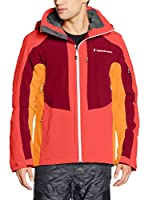 Peak Performance Chaqueta Ridge (Rojo Claro / Burdeos)