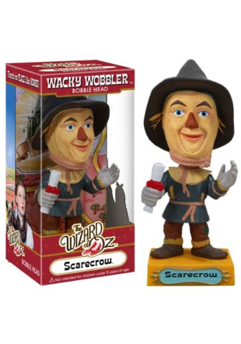 Funko Wizard of Oz: Scarecrow Wacky Wobbler - 1
