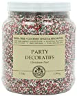 India Tree Christmas Past Party Decoratifs, 3.5 lb