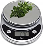 Ozeri Pronto Digital Multifunction Kitchen and Food Scale, in Elegant Black
