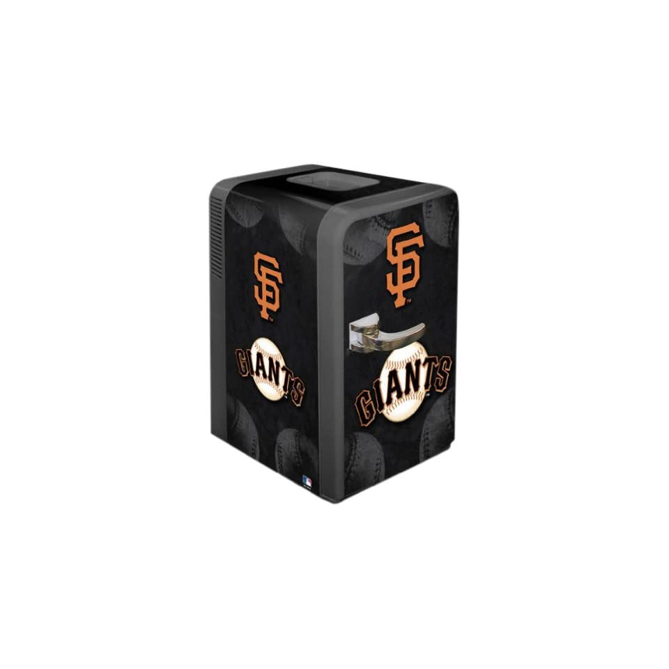MLB San Francisco Giants Portable Party Fridge, 15 Quarts