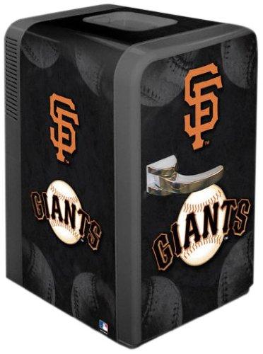 MLB San Francisco Giants Portable Party Refrigerator
