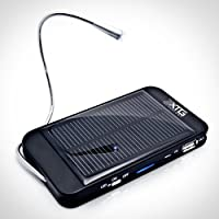 XTG Solar Charger, Compact Solar Powered...