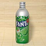 Fanta Melon/Edition Limited from Japan / 1 Bottle 500 ml
