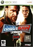 echange, troc WWE Smackdown vs Raw 2009