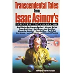Transcendental Tales from Isaac Asimov's Science Fiction Magazine by Gardner R. Dozois