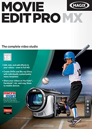 MAGIX Movie Edit Pro 18 MX  [Download]
