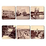 The Gallery Shop Vintage Hyderabad Coasters