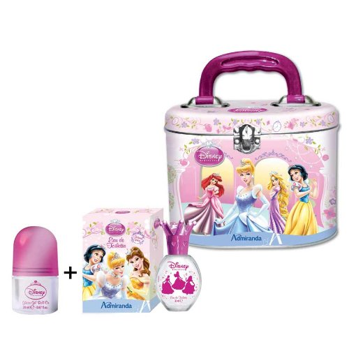 Disney - DI 71267 - Coffret de Bain Luxe - Disney Princess