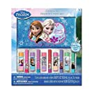 Disney Frozen Lip Balm and Lip Gloss with Cosmetic Bag in Window Box