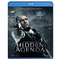 Hidden Agenda [Blu-ray]