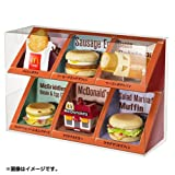 McDonald's Food Strap 2nd all six Complete Set