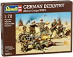 Revell 02513 German Infantry, Africak...