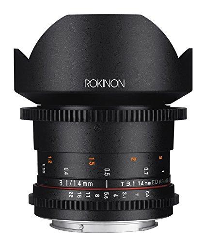 Rokinon Cine Ds Ds14m C 14mm T3 1 Ed As If Umc Full Frame