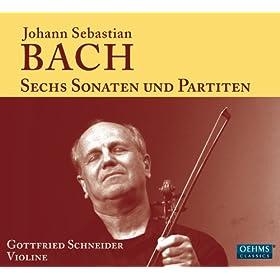 Violin Sonata No. 2 in A minor, BWV 1003: II. Fuga
