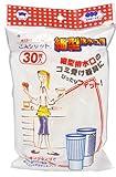 ごみシャット 細型排水口用 水切りゴミ袋 30枚入 M-271