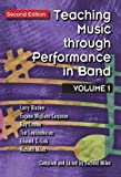 img - for Teaching Music through Performance in Band, Vol. 1 (Second Edition)/G4484 book / textbook / text book