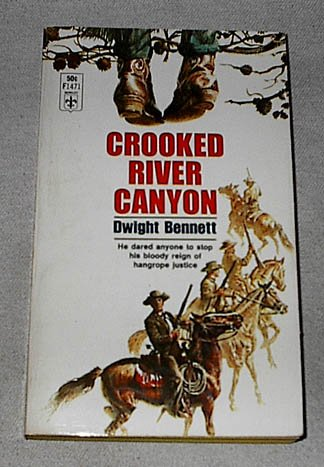 Crooked River Canyon (Berkley #F1471), Dwight Bennett