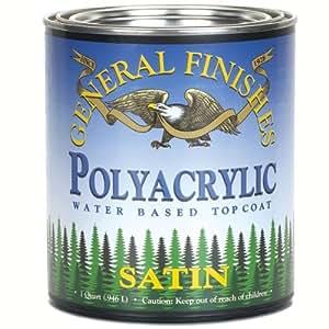 Poly/Acrylic Satin, Quart