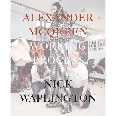 Alexander McQueen Working Process (Hardcover)