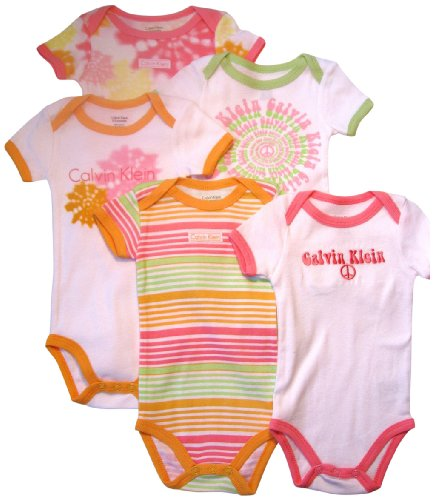 Solid Color Baby Onesies front-1033311